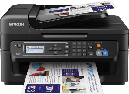 impresora multifuncion Epson Workforce WF-2630WF